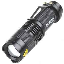 Super galingas fokusuojamas CREE LED prožektorius