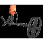 Quest X10 - programuojamas metalo ieškiklis